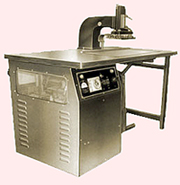 Rexin Embossing Machine